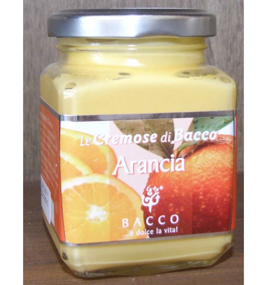Crema spalmabile all' Arancia